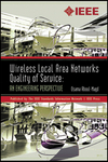 Wireless Local Area Networks Quality of Service: An Engineering Perspective (0738156736) cover image