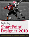 Beginning SharePoint Designer 2010 (1118014936) cover image