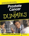 Prostate Cancer For Dummies (1118053036) cover image