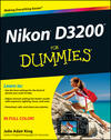 Nikon D3200 For Dummies (1118446836) cover image