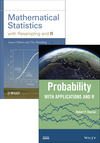 Mathematical Statistics with Resampling and R & Probability with Applications and R Set (1118947436) cover image