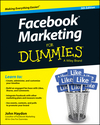 Facebook Marketing For Dummies, 5th Edition (1118951336) cover image