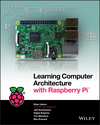 Learning Computer Architecture with Raspberry Pi (1119183936) cover image