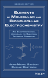 thumbnail image: Elements of Molecular and Biomolecular Electrochemistry: An Electrochemical Approach to Electron Transfer Chemistry, 2nd Edition