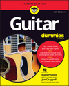Guitar For Dummies, 4th Edition (1119296536) cover image