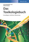 thumbnail image: Das Toxikologiebuch: Grundlagen, Verfahren, Bewertung