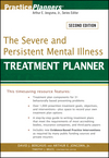 The Severe and Persistent Mental Illness Treatment Planner , 2nd Edition (0470180137) cover image