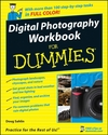 Digital Photography Workbook For Dummies (0470259337) cover image