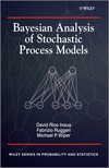 thumbnail image: Bayesian Analysis of Stochastic Process Models