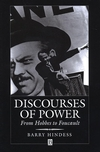 Discourses of Power: From Hobbes to Foucault (0631190937) cover image
