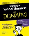 Starting a Yahoo! Business For Dummies (0764588737) cover image