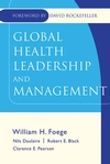 Global Health Leadership and Management (0787971537) cover image