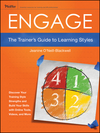 Engage: The Trainer's Guide to Learning Styles (1118029437) cover image