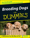 Breeding Dogs For Dummies (1118068637) cover image