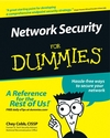 Network Security For Dummies (1118085337) cover image