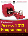 Professional Access 2013 Programming (1118530837) cover image