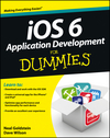 iOS 6 Application Development For Dummies (1118550137) cover image