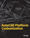 AutoCAD Platform Customization: VBA (1118798937) cover image