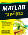 MATLAB For Dummies (1118820037) cover image