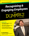 Recognizing and Engaging Employees For Dummies (1119067537) cover image