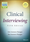 Clinical Interviewing, with Video Resource Center, 5th Edition (1119084237) cover image
