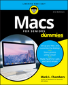 Macs For Seniors For Dummies, 3rd Edition (1119245737) cover image