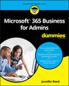 Microsoft 365 Business for Admins For Dummies (1119539137) cover image
