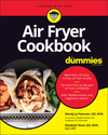 Air Fryer Cookbook For Dummies (1119694337) cover image