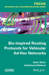 Bio-inspired Routing Protocols for Vehicular Ad-Hoc Networks (1848216637) cover image