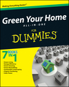Green Your Home All in One For Dummies (0470464038) cover image