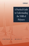 thumbnail image: A Practical Guide to Understanding the NMR of Polymers