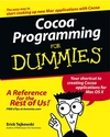 Cocoa Programming For Dummies (0764526138) cover image