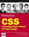 Professional CSS: Cascading Style Sheets for Web Design (0764588338) cover image