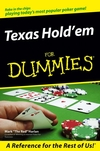 Texas Hold'em For Dummies (1118050738) cover image