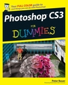Photoshop CS3 For Dummies (1118051238) cover image