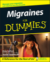Migraines For Dummies (1118069838) cover image