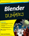 Blender For Dummies, 2nd Edition (1118075838) cover image