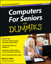 Computers For Seniors For Dummies, 3rd Edition (1118115538) cover image