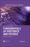 Photonics, Volume 1: Fundamentals of Photonics and Physics (1118225538) cover image