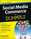 Social Media Commerce For Dummies (1118297938) cover image