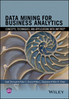 Data Mining for Business Analytics: Concepts, Techniques, and Applications with JMP Pro (1118877438) cover image