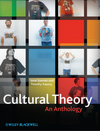 Cultural Theory: An Anthology (1405180838) cover image