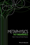 Metaphysics: The Fundamentals (1405195738) cover image