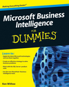Microsoft Business Intelligence For Dummies (0470526939) cover image