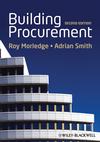 Building Procurement, 2nd Edition (0470672439) cover image