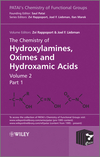 The Chemistry of Hydroxylamines, Oximes and Hydroxamic Acids, Volume 2 (0470682639) cover image