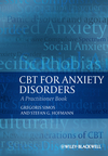 CBT For Anxiety Disorders: A Practitioner Book (0470975539) cover image