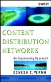 Content Distribution Networks: An Engineering Approach (0471464139) cover image