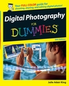 Digital Photography For Dummies, 5th Edition (0471775339) cover image