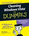 Cleaning Windows Vista For Dummies (0471782939) cover image